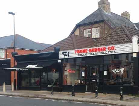 7 Bone Burger Co Portswood