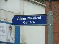 Alma Road medical centre southampton