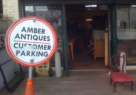Amber Antiques Portswood