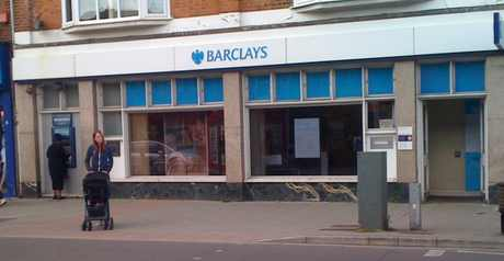 barclays bank portswood southampton