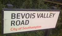 bevois valley sign