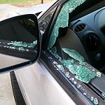 car break in library image