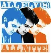 All Elvis All Nite poster