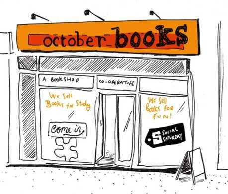 october books, portswood, southampton