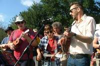 Southampton Ukulele Jam at Portswood fun day
