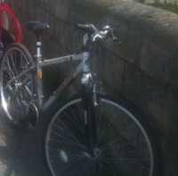 bike stolen from St Denys