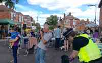 Alma Road street party June 2015 by Cath Wright